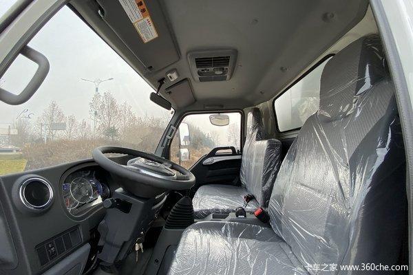 回馈客户无锡盛田骏铃E5载货车限时促销