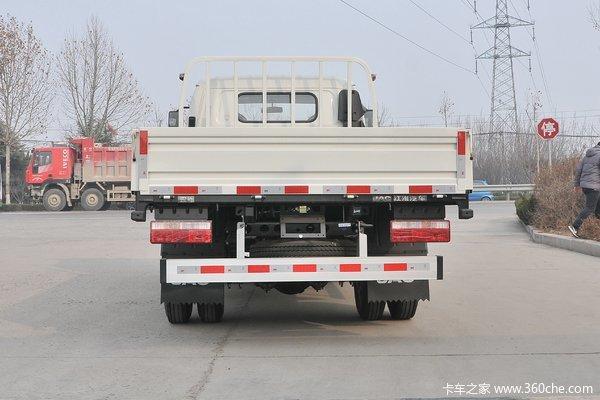 仅售11.58万元骏铃V6载货车优惠促销