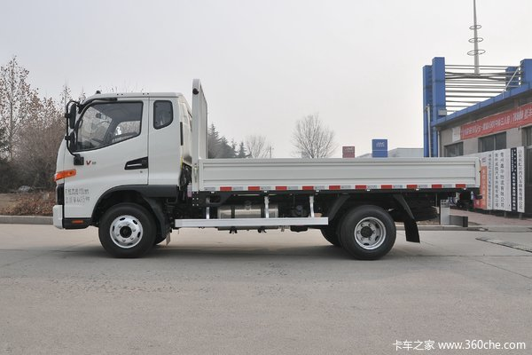 优惠0.2万山东荣发骏铃V6载货车促销中