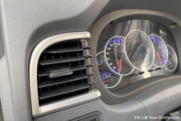 为回馈客户骏铃V6载货车仅售10.28万元起