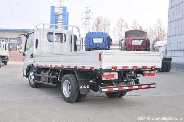 为回馈新老客户骏铃V3载货车仅售8万元起