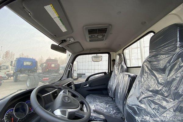 回馈客户江淮骏铃V3载货车仅售7.23万元