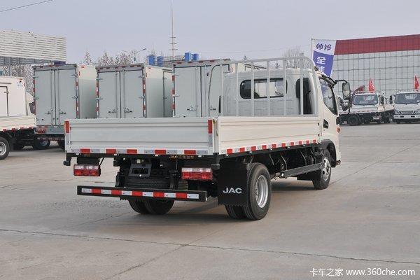 降价促销帅铃E中体载货车仅售12.30万元