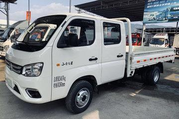 福田时代 小卡之星1 舒适型 88马力 2.7米双排栏板微卡(BJ1030V5AB5-DB)