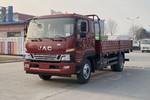 江淮 骏铃V8 170马力 3.8米排半栏板轻卡(HFC1043P91K9C2V)图片