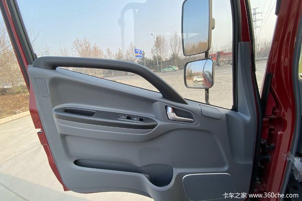 仅售13.90万元江淮骏铃V8载货车优惠促销