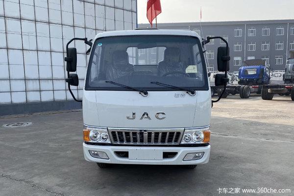 优惠0.25万太原江淮骏铃E3载货车促销