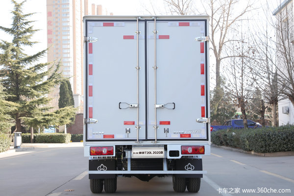 仅售4.68万神骐载货车116马力优惠促销