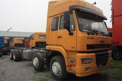力帆 欧式战龙 V9重卡 290马力 8X4 载货车(底盘) 卡车图片