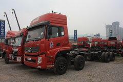 福田 瑞沃 6系重卡 290马力 8X4 专用车(底盘)(BJ1312V7PEC-F2) 卡车图片