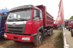 解放 奥威(J5P)重卡 280马力 6X4 5.4米自卸车(CA3252P2K2L2T1A1E) 卡车图片