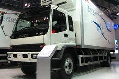 庆铃 五十铃FTR 175马力 4X2 冷藏车(QL5140XLCTQFRJ) 卡车图片