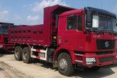 陕汽 德龙F2000重卡 336马力 6X4 6米自卸车(SX3255DM404)