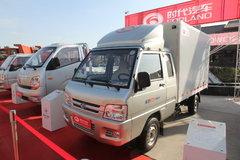 时代汽车 驭菱VQ1 1.0L 61马力 汽油 排半厢式微卡 卡车图片