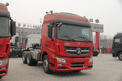 北奔 V3重卡 380马力 6X4 牵引车(ND42503B32J7) 卡车图片