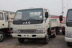 江淮 大好运 130马力 4X2 5.2米单排栏板载货车(HFC1120K1T) 卡车图片