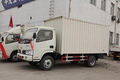 东风 福瑞卡M 90马力 4.2米单排厢式轻卡 卡车图片