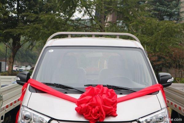 降价促销新豹3载货车欢迎大家来电咨询