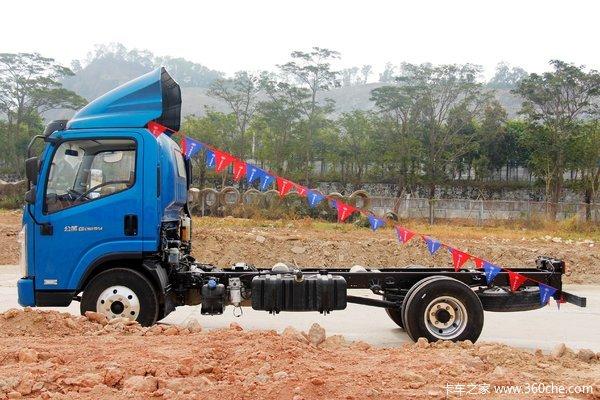 优惠0.5万解放公狮载货车促销中。