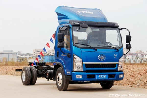 优惠1万海南红塔解放公狮载货车促销中