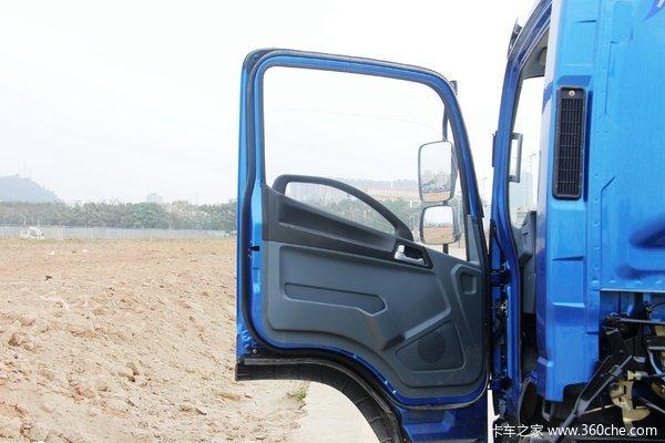 为回馈老客户解放公狮载货车仅售7.83万