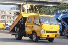 一汽红塔 解放经典1系 87马力 2.76米自卸车(4.33速比)(CA3040K11L1RE5J) 卡车图片