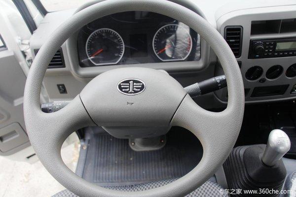 武汉加油疫情特供车型一汽红塔云内动力95马力只售6.85万起