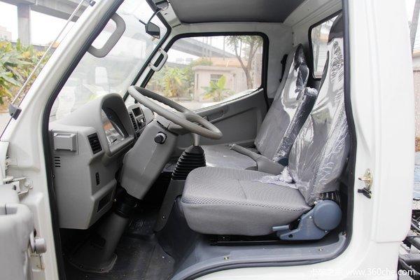 回馈客户解放霸铃载货车仅售7.44万元起