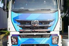 上汽红岩 杰狮C6重卡 5G智能版 380马力 4X2 LNG牵引车(高顶)(国六)(CQ4187HD10381T) 卡车图片