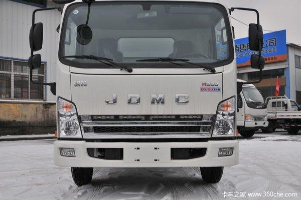 优惠0.2万骐铃H300载货车促销中