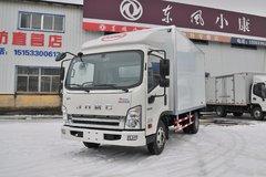 骐铃汽车 H300 116马力 4.08米单排厢式轻卡(JML5042XXYCD5) 卡车图片