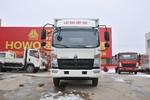 中国重汽HOWO 悍将 116马力 3.85米排半厢式轻卡(ZZ5047XXYF3315E145)图片