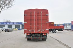 中国重汽HOWO 悍将 2019款 170马力 4.15米单排仓栅式轻卡(ZZ5047CCYF341CE143) 卡车图片