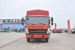中国重汽HOWO 悍将 170马力 4.15米单排仓栅式轻卡(ZZ5047CCYG3315F145)图片