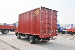 中国重汽HOWO 悍将 2019款科技版 156马力 4.15米单排厢式轻卡(ZZ5047XXYG3314E145)