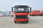 中國重汽HOWO 新款G5X中卡 220馬力 6.75米排半欄板載貨車(國六)(ZZ1187K561DF1B)圖片