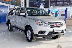 江淮帅铃T6 2018款 精英版 2.0L柴油 139马力 四驱 长轴距双排皮卡(4DB2-1D1) 卡车图片