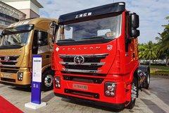 上汽红岩 杰狮C6重卡 380马力 4X2 LNG牵引车(平顶)(国六)(CQ4187HD10381T) 卡车图片