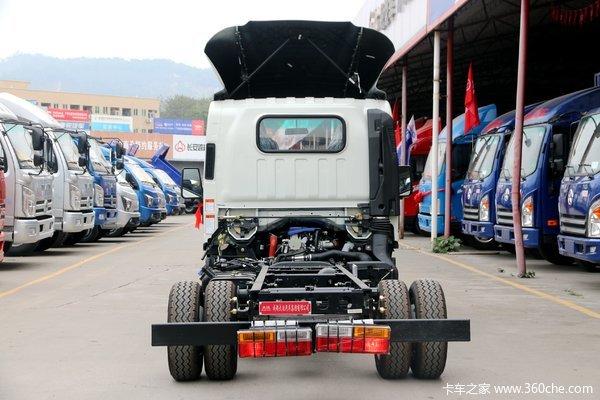 降价促销大运小卡载货车仅售6.18万