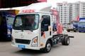 大运  102马力  3.67米单排厢式小卡(CGC5041XXYHDB33E)