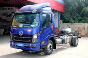 大运 祥龙 156马力 4.12米单排厢式轻卡(CGC5047XXYHDE33E)