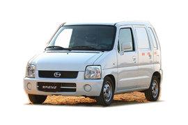 昌河 北汽EV2 2019款 1.5T 3.4米純電動廂式運輸車(103km)10.37kWh