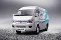 福田 风景智蓝 3.5T 2座 5.32米纯电动厢式运输车50.23kWh