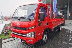 跃进 福运S80 95马力 4.05米单排栏板小卡(国六)(SH1043PEDBNZ) 卡车图片