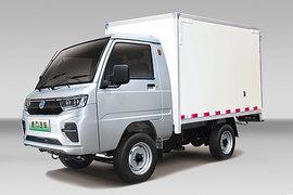 德力汽车 德帅V3 豪华型 2.5T 2.3米单排厢式纯电动微卡41kWh