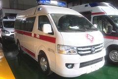 福田商务车 风景G7 129马力 4X2 救护车(BJ5039XJH-C5)