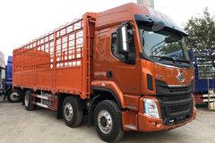 东风柳汽 乘龙H5中卡 290马力 6X2 8.6米仓栅式载货车(LZ5250CCYH7CB) 卡车图片