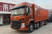 东风柳汽 乘龙H5中卡 270马力 6X2 7.8米仓栅式载货车(国六)(LZ5250CCYH5CC1)
