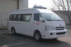 金杯 大海狮 139马力 汽油 4X2 救护车(SY5038XJHL-M1S1BH)