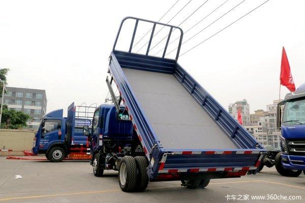 奥普力自卸车包头市火热促销中 让利高达1.2万